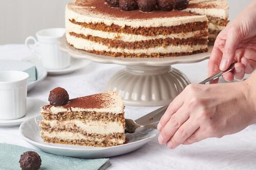Baileys Torte Rezept Von Backen De