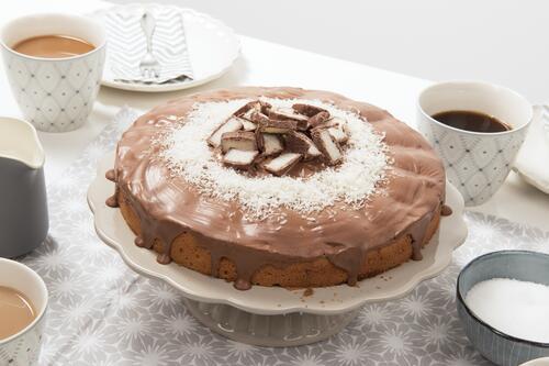 Bounty Kuchen Rezept Von Backen De