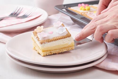 Butterkeks Kuchen Rezept Von Backen De