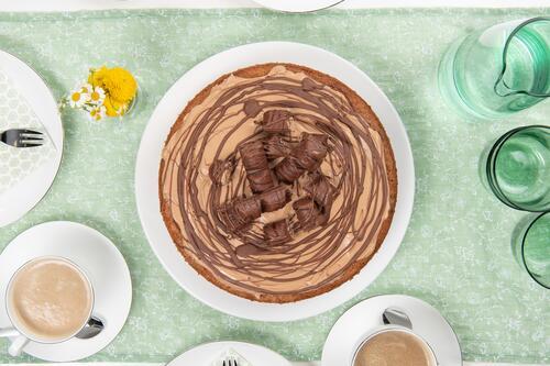 Kinder Bueno Torte Rezept Von Backende