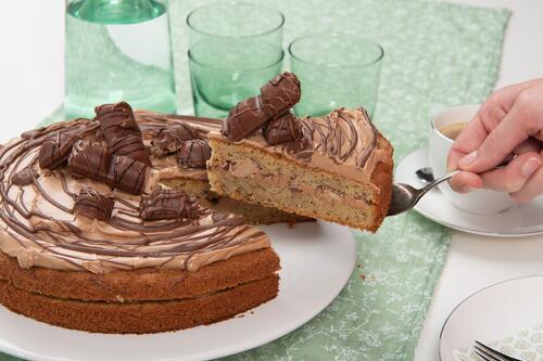 Kinder Bueno Torte Rezept Von Backen De