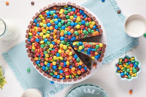 Kitkat Kuchen Rezept Von Backen De