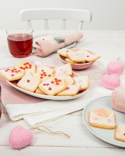 Romantische Valentinstag Rezepte Jetzt Auf Backen De