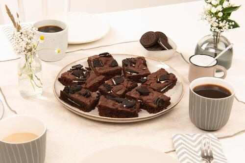 Oreo®-Brownies