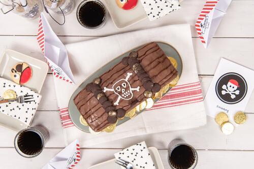 Schatztruhen Kuchen Rezept Von Backen De