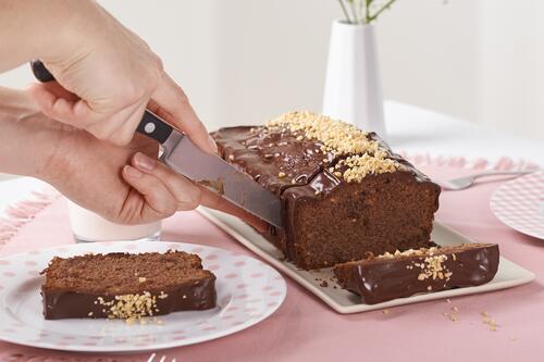Schoko Nuss Kuchen Rezept Von Backen De