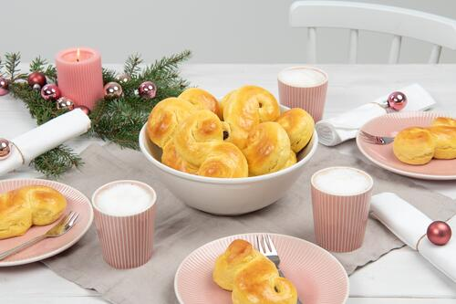 Herzhaftes Weihnachtsgebäck.Schwedisches Weihnachtsgebäck Rezept Von Backen De