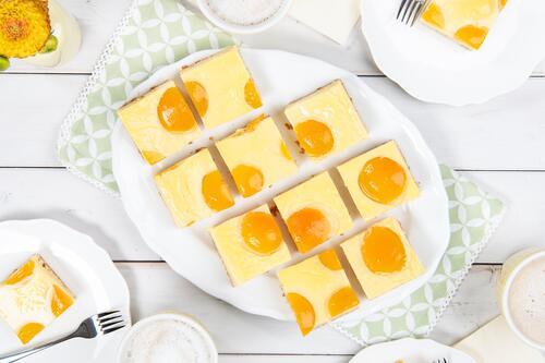 Spiegelei Kuchen Rezept Von Backen De