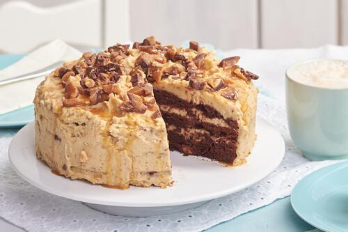 Toffifee Torte Rezept Von Backen De